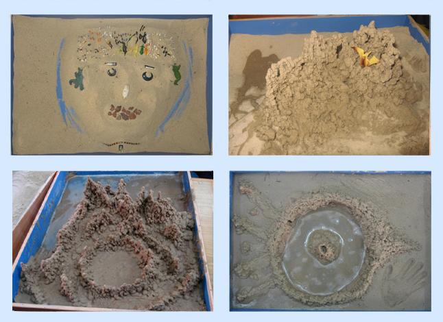 sand trays