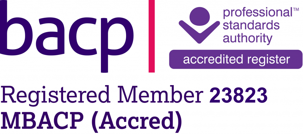 Registered BACP Accredited